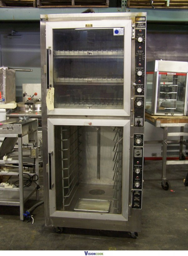 15: Supersystems Oven Proofer Combination Blimpie