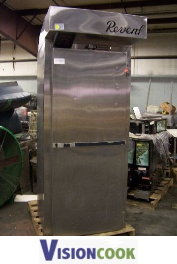 719: Used Revent 2011P Stainless Proofer
