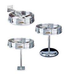 722: New 16 Clip Order Wheel w/ Pedestal