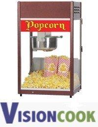 726: New Gold Medal 6oz. Kettle Popcorn Popper, 18x16x3