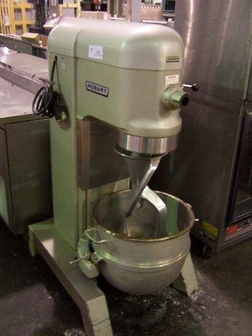 840: Hobart H600 60 QT Quart Pizza/Bakery Mixer