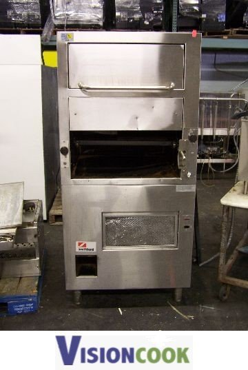 922: Southbend Used Commercial Broiler