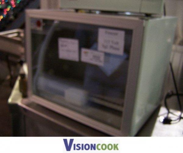 10: Countertop Glass Door Display Freezer