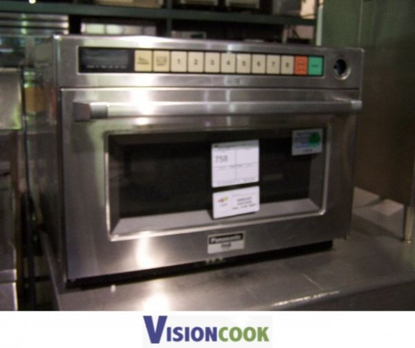 20: Panasonic Commercial Microwave Oven
