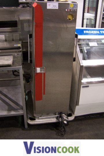 Carter HoffmaN SS Mobile Heated Holding Cabinet