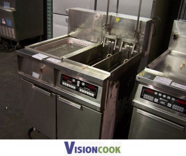 502: Frymaster Commercial Deep Fat FRYER_ELECTRIC