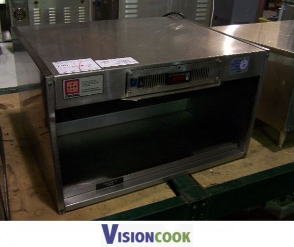 1320: Seco Heated Holding Cabinet Warmer