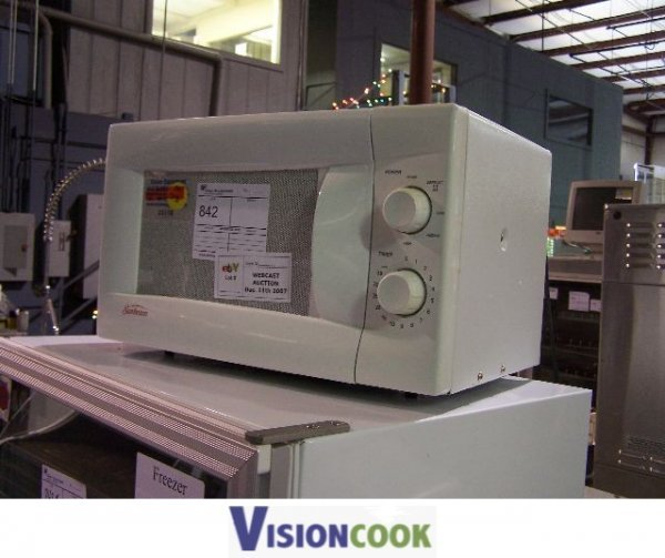 19: Sunbeam Residential Household Microwave Oven