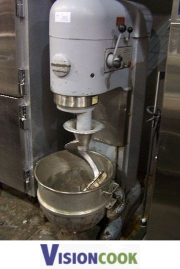 687: HOBART Used M802 Pizza Dough Food MIXER