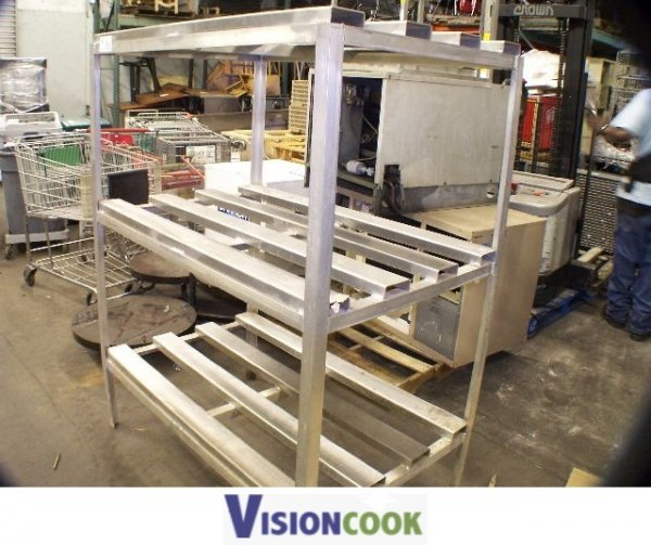 705: Used Dry Cold Storage Dunnage Rack