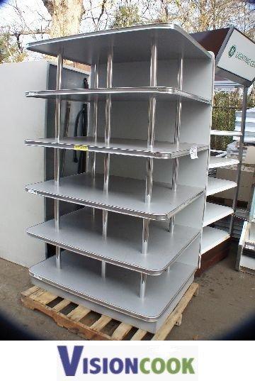 723: Used Display ShowCase Merchandiser