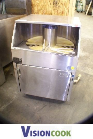 744: Moyer Diebel Glass Washer Used Under Counter Comme
