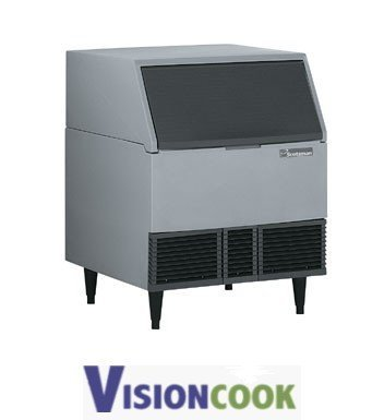 760: 305lb. Under Counter compact Ice Machine Cuber wit