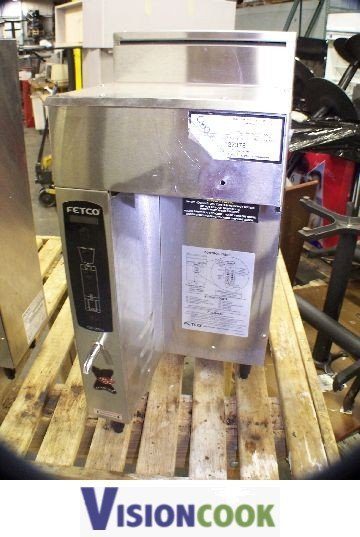 1219: Used Fetco Extractor 2031E Coffee Maker Machine