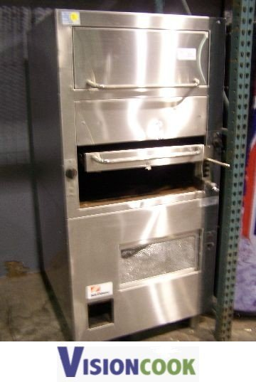 1229: Used Southbend Commercial Stainless Steel Broiler