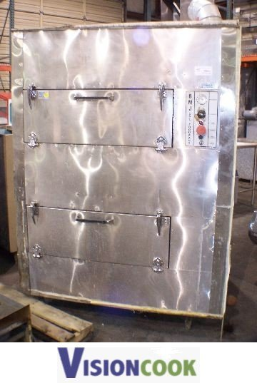135: Southern Pride Barbecue BBQ Chicken Smoker GAS