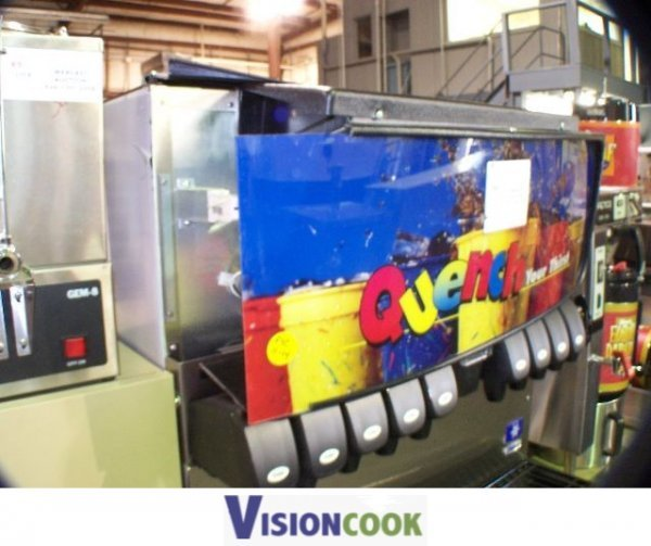 778: Servend Soda Pop Coke Pepsi Fountain Machine - 2