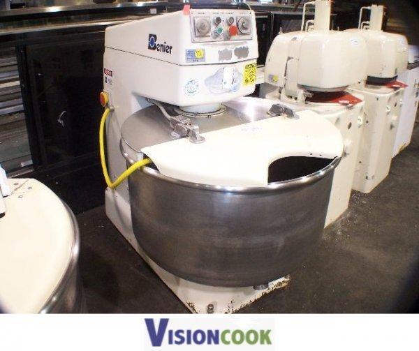 973: Benier Diosna Commercial Spiral Bakery Dough Mixer