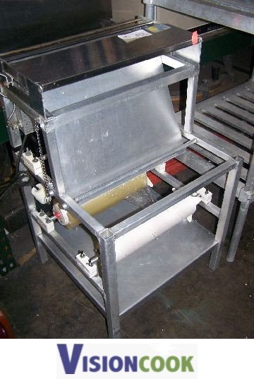 1103: Used Commercial HEAT SEAL Hot WRAP Station