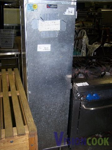 1502: Used Commercial Bakery 1/2 Pan Mobile Bread Rack
