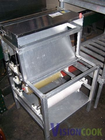 1505: Used Commercial HEAT SEAL Hot WRAP Station