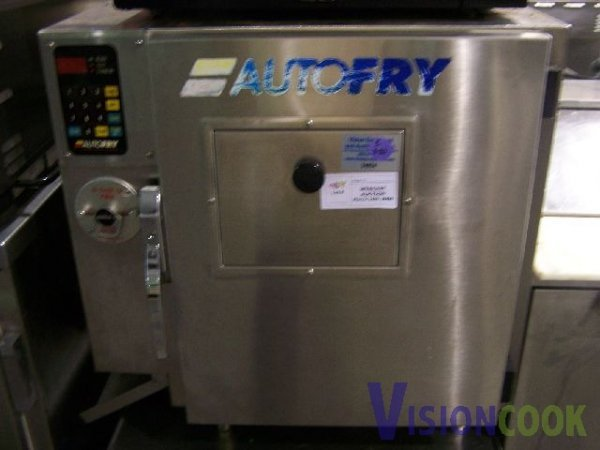 1863: Used AutoFry Ventless Deep Fryer Electric commerc