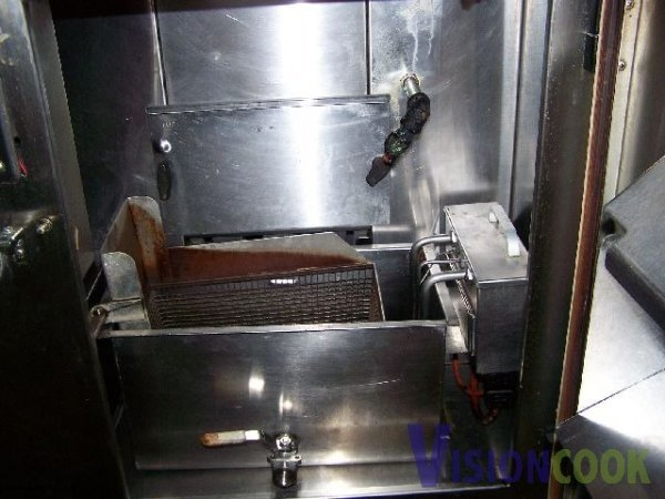 1863: Used AutoFry Ventless Deep Fryer Electric commerc - 2