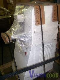 184: Esmach Bagel Forming Machine and Conveyor 4 Bakery
