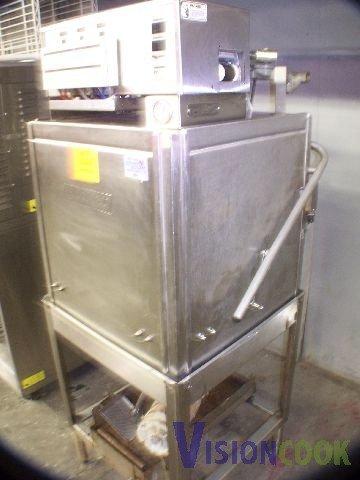 708: Hobart Dishwasher Machine Sanitizer Stainless Stee