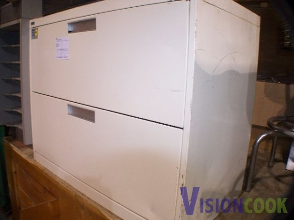 814: Used Office Lateral Filing Cabinet 3'