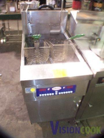 1504: Dean Open Deep Fat Grease Chicken French Fry Frye