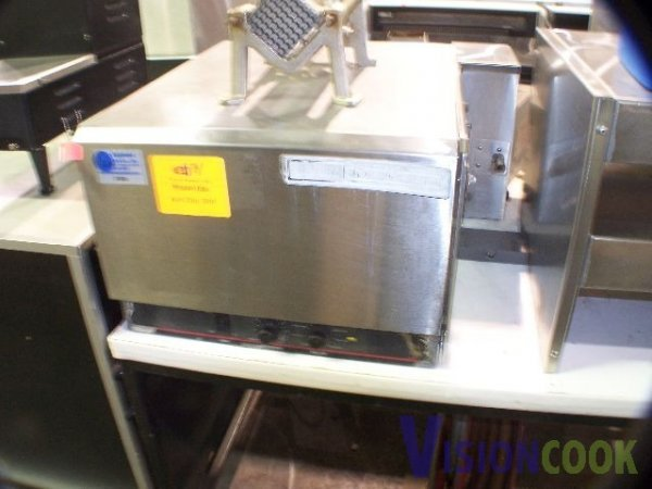 1519: Lincoln Impinger Pizza Oven Electric Project Piec