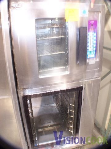 1728: Lang Commercial Bakery OVen w/ Proofer Stainless