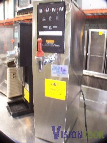 2002: Bunn Used Hot Water dispenser for Coffee Tea etc