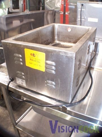 2007: Used Countertop Food Warmer electric commercial