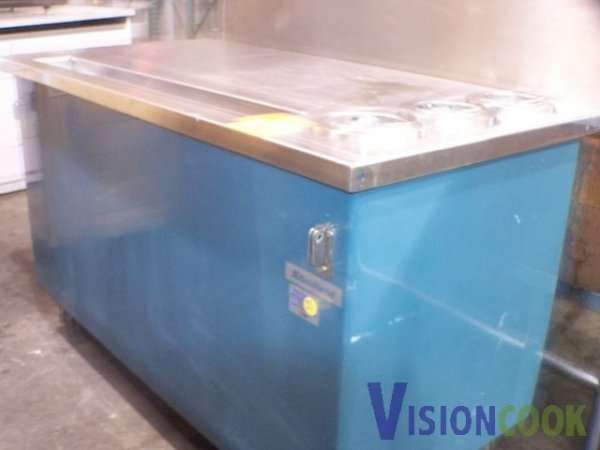 6: Delfield Stainless Work Waitress Counter Table