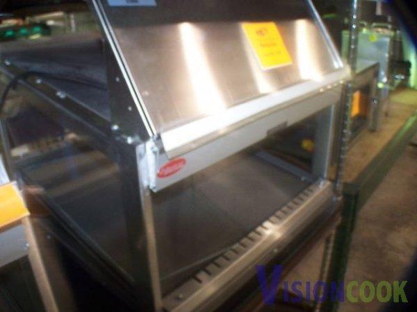 17: Hatco Pass Thru Sandwich Deli Hot Food Warmer Shelf