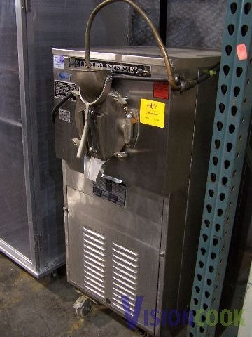 187: Electro Freeze H.C. Duke & Son Ice Cream Batch Fre