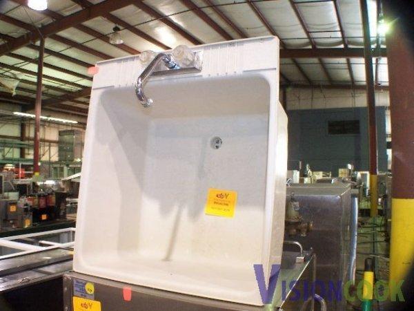 510: Commercial Plastic Mop Sink Rubbermaid Type