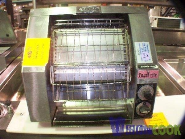 901: Toast Rite Conveyor Bagel Bread Toaster