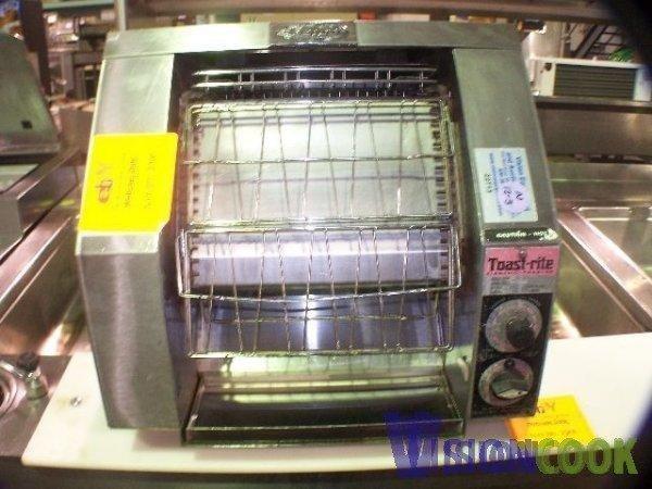 1303: Toast Rite Conveyor Bagel Bread Toaster