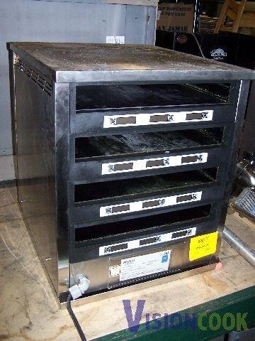 1316: Welbilt UHC4-T Food Warming Holding Cabinet