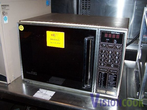 1320: Sears Roebuck Antique Household Microwave Oven