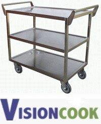 1724: New Heavy Duty Utility Cart 500lb Capacity