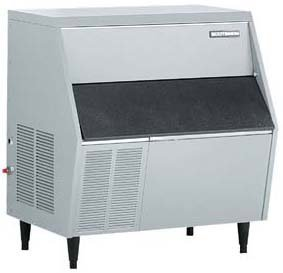 418: NEW Scotsman 300lb Undercounter Ice Machine Flaker