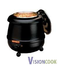 909: New Glenray Soup Kettle Cooker Warmer 10 1/2 Quart