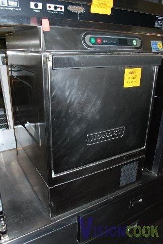 1207: Hobart Undercounter Dishwasher Dish Washer LX18H