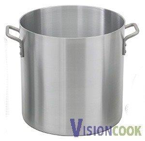 1215: New Royal Heavy Duty Aluminum Soup Stock Pot 24Qt