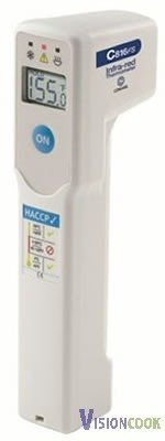 1221: New Comark Food Pro Infrared Thermometer