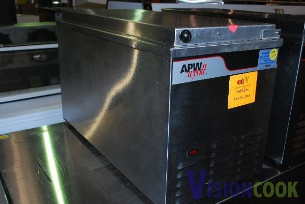 1604: Apw Wyott Countertop Cold Well Topping Bar